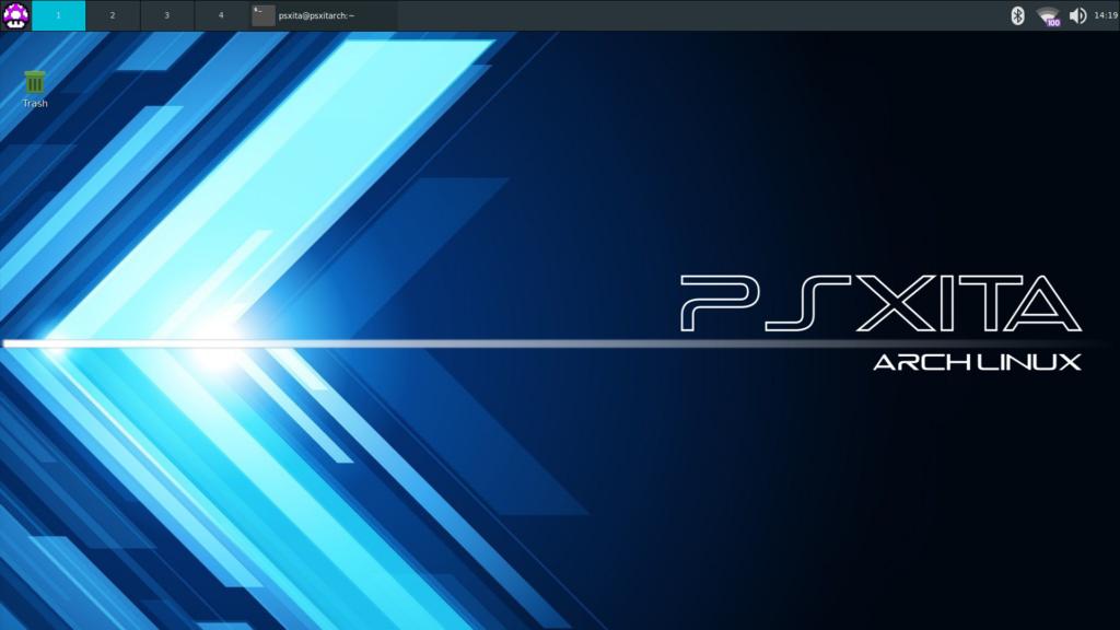 كيفية تشغيل psxitarch Linux على PS4  5.05.